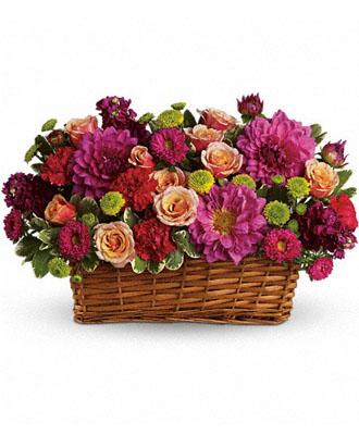Burst of Beauty Basket
